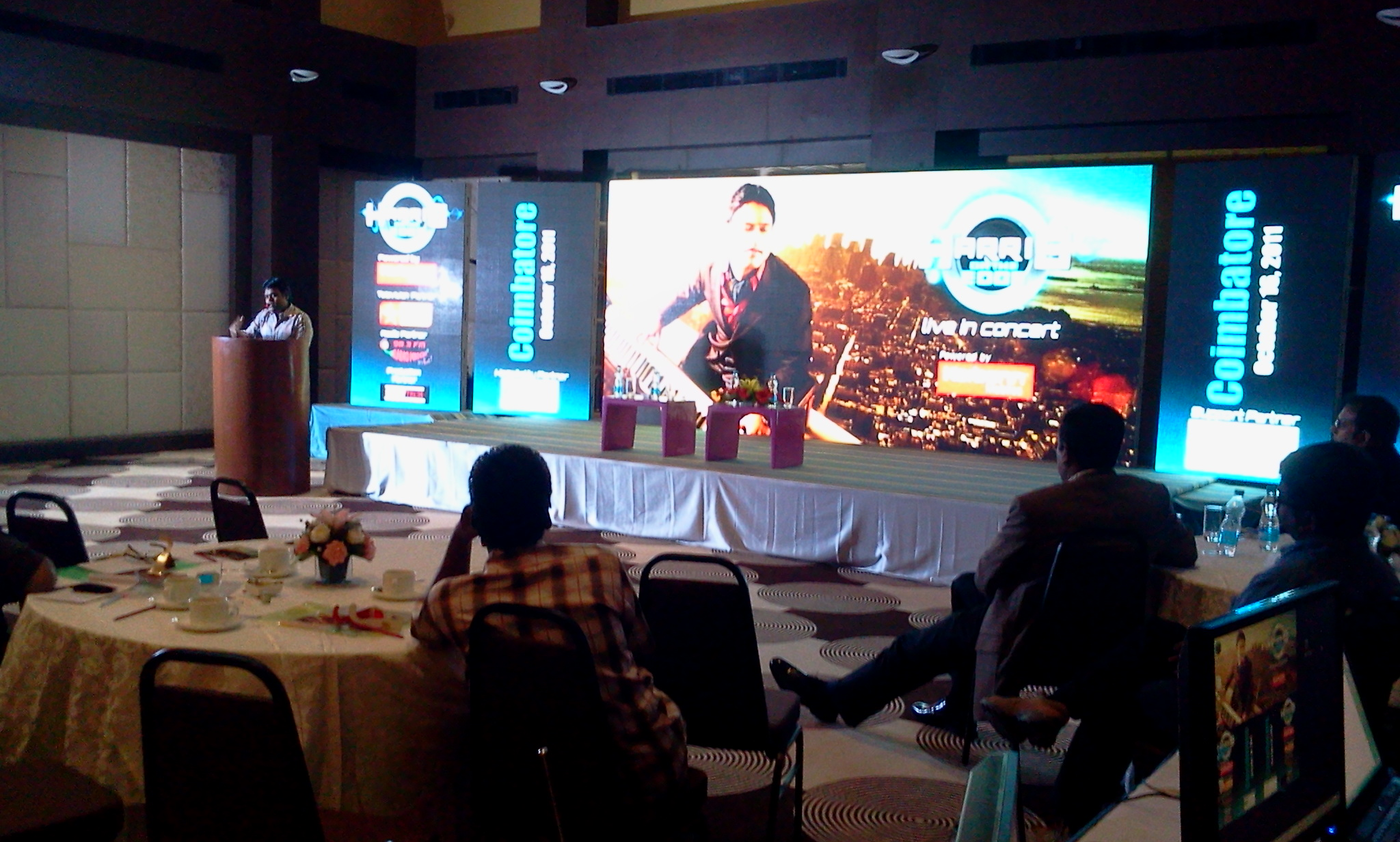 Corporate Event Planner in Chennai