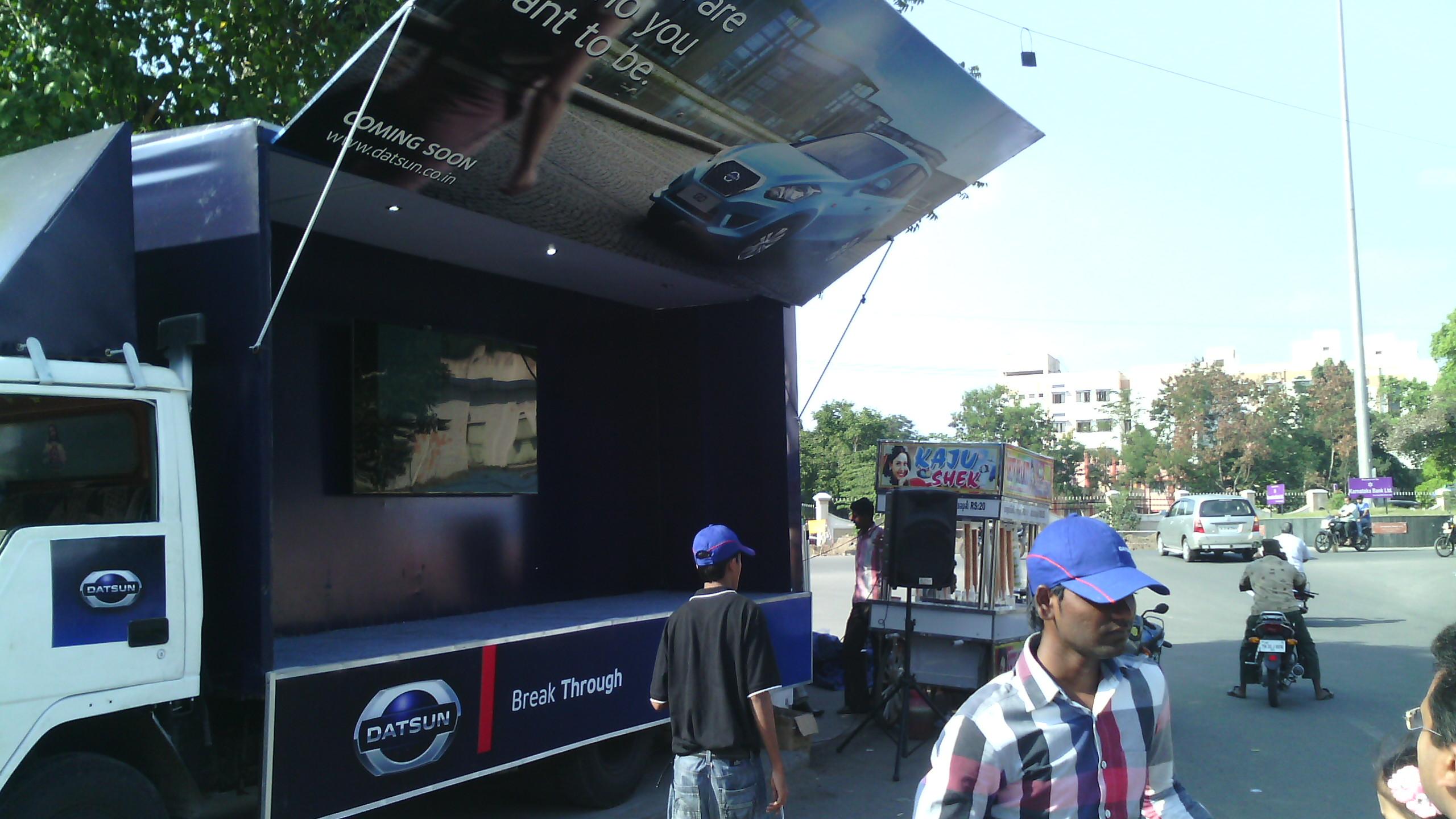 Roadshow Event Company in Chennai