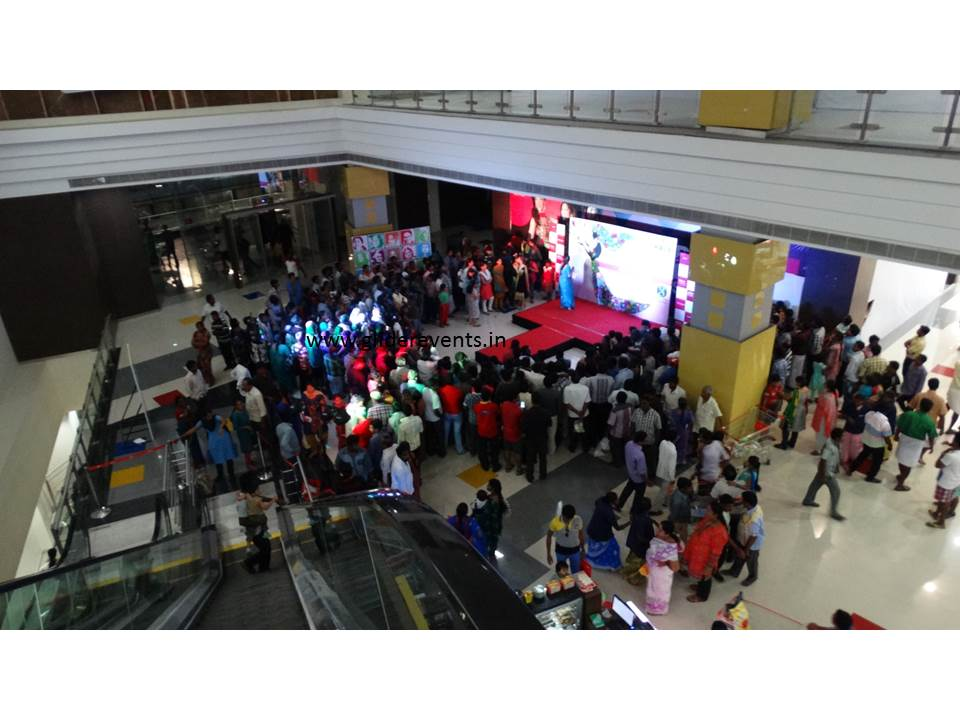 Mall Events in Bangalore