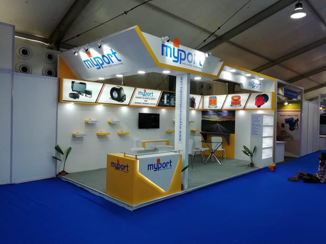 Exhibition Stand Installation Company in Bangalore