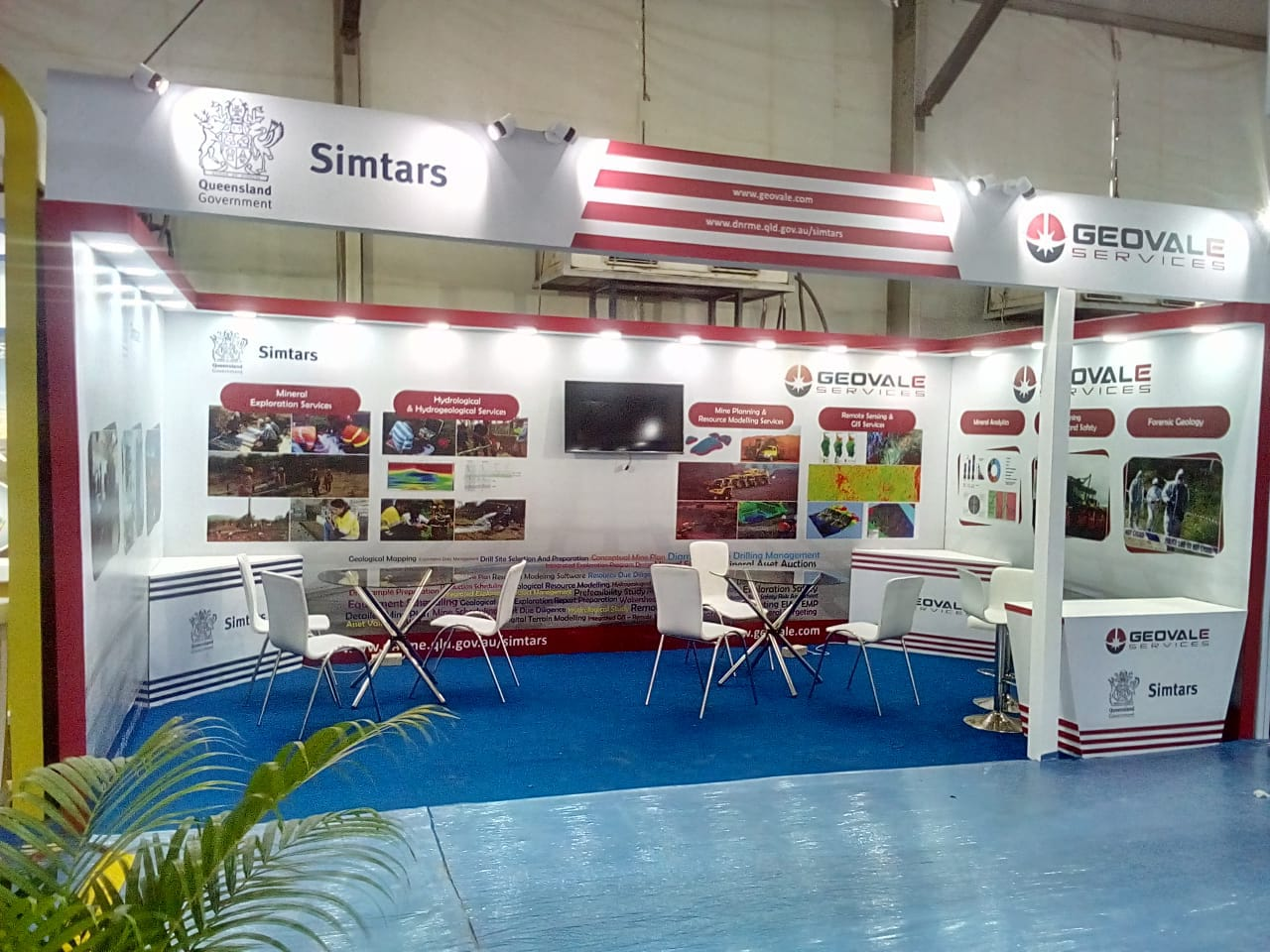 Exhibition Stall Fabricators in Chennai