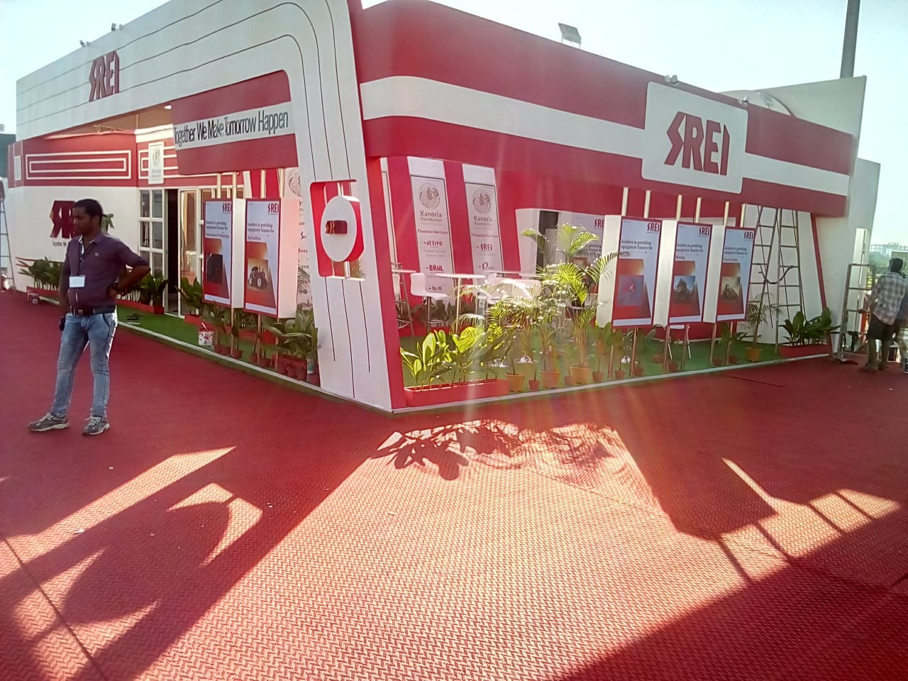 Exhibition Stall Designers in Chennai
