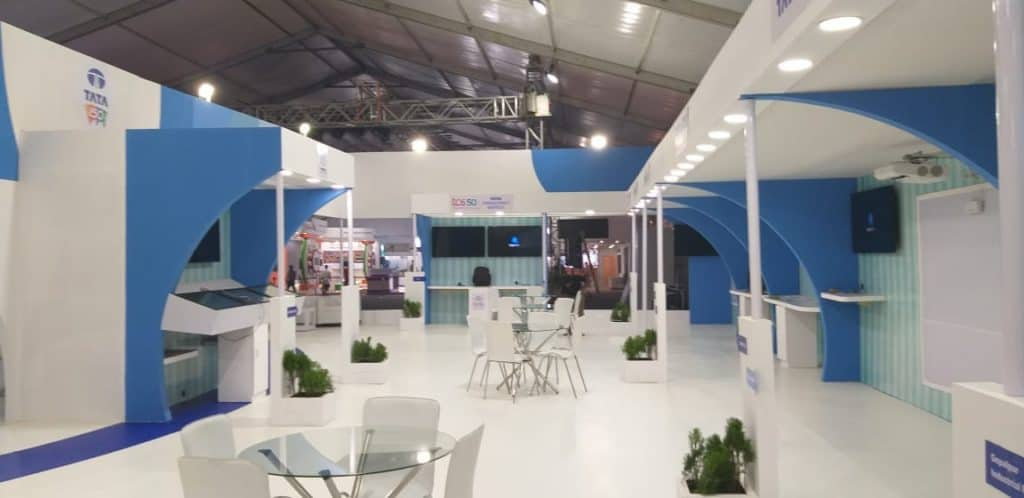 Exhibition Stall Designers in India
